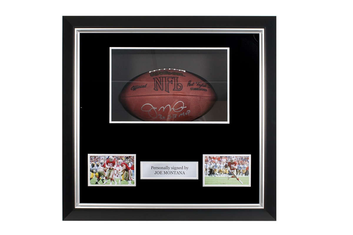 Box Frames | Innovative sporting photographic products and memorabilia