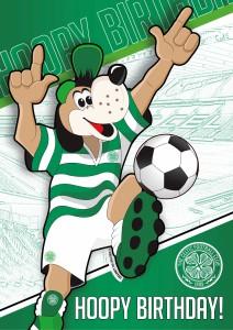 CelticMascotCard