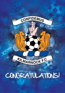 KilmarnockCrestCard