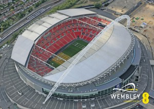 Wembley Postcards x6 Kinds-1
