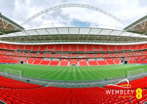 Wembley Postcards x6 Kinds-2