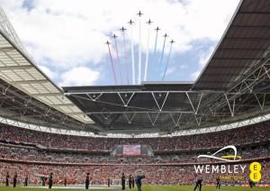 Wembley Postcards x6 Kinds-3