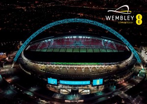 Wembley Postcards x6 Kinds-4