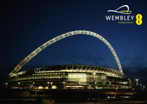 Wembley Postcards x6 Kinds-6